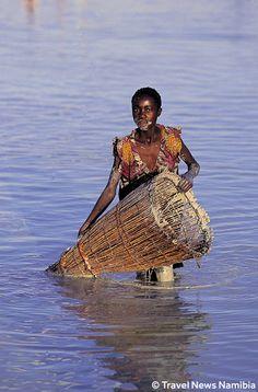 Fishing in Caprivi