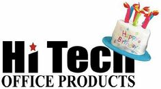 Hi Tech Office Products Is Celebrating Itu0027s Birthday. In Business Since  Thanks Acadiana!