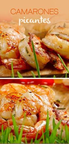 Esta receta de camarones picantes para botana la aprendí en Boston en una clase de cocina, deliciosa y super sencilla!