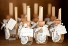 52 ideas wedding day gifts for bride party favors for 2019 Engagement Party Favors, Wedding Party Favors, Wedding Table, Wedding Decorations, Wedding Day Gifts, Bride Gifts, Idee Diy, Marry Me, Perfect Wedding