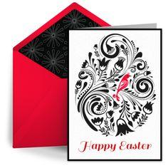 Elegant Easter Egg from Punchbowl