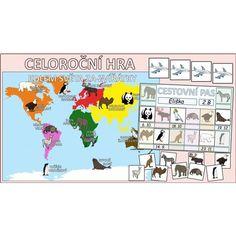 Kolem světa za zvířátky Family Guy, World, School, Fictional Characters, Biology, The World, Fantasy Characters, Griffins