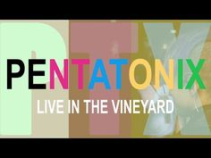 Pentatonix performs at the Live in the Vineyard music festival and chats with Loni Stark about the creative process, upcoming world tour, and physical challe. Pentatonix, Plastic Canvas Stitches, Emoticons, Falling In Love, Behind The Scenes, Interview, Neon Signs, California Food, Alphabet