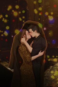 Koreli sanatçı Hyocheon Jeong, sevginin ve aşkın güzel yanlarını sanata dökerek bir hayli anlamlı ve duygusal illüstrasyonlar yaratmış
