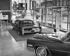1966 Cadillac Showroom