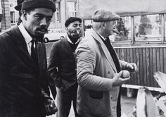 Eric Dolphy and Johnny Coles in Amsterdam, 1964