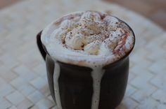 Classic Hot Cocoa sweetened naturally and dairy-free
