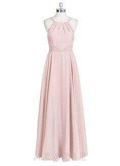 Shop Azazie Bridesmaid Dress - Melinda in Chiffon. Find the perfect made-to-order bridesmaid dresses for your bridal party in your favorite color, style and fabric at Azazie.