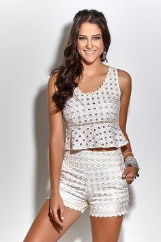 Conjuntinho mara ! #fashion #conjuntos #pretty