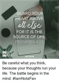 Image result for proverbs guard your heart