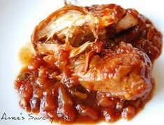 Slow Cooker Barbecue Pineapple Chicken | AllFreeSlowCookerRecipes.com
