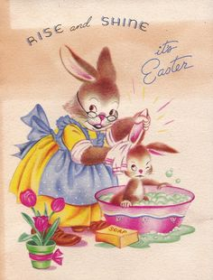 Rise and Shine Its Easter