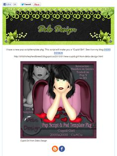 New Cupid Girl Check out this Mad Mimi newsletter
