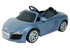 Dexton Audi R8 Spyder (Blue) 6V