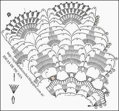 TEJIDOS A CROCHET - GANCHILLO - PATRONES: CROCHET - GANCHILLO - CHAL - CHALINA