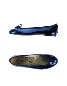 French Sole Ballet Flats - Women French Sole Ballet Flats online on YOOX Canada