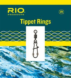 RIO Trout Tippet Ring 10-Pack - AvidMax