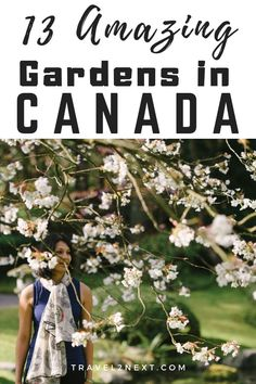 From coast to coast, blooming treasures await Amazing Canadian Gardens. From coast to coast, blooming treasures await discovery. Canada Travel, Japan Travel, Travel Usa, Solo Travel, Cool Places To Visit, Places To Travel, Travel Destinations, Amazing Gardens, Beautiful Gardens