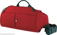 Victorinox-Swiss-Army-Lumbar-Waist-Pack-RFID-Protection-Biker-Bag-Fanny-Pack 800D nylon RFID protection over all personal information on microchips, like passport and credit cards. Can beworn across body or around waist.
