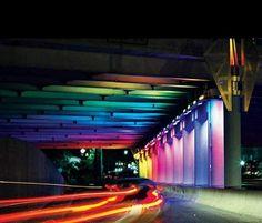 Better Streets, Better Cities: Underpass Lighting