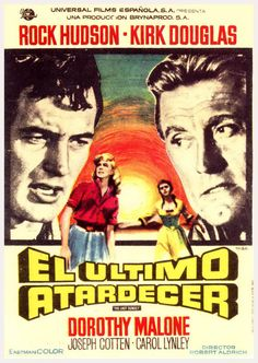 1961 - El último atardecer - The Last Sunset - tt0055073