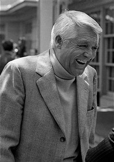 Cary Grant ~ He had the best laugh!