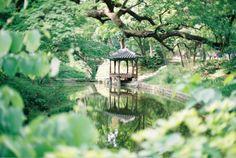 창덕궁 후원, 비원, secret garden