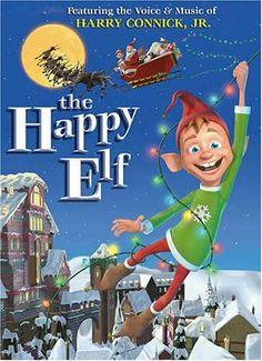 The Happy Elf (dvd_video) : Target Best Christmas Movies, Christmas Store, All Things Christmas, Holiday Movies, Xmas, Movie Titles, Movie List, Movie Posters, Elf Movie