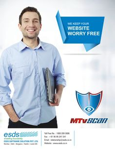 Keep your #Website WORRY FREE! Audit Your Website #Security with #MTvScan and Protect your #WebAssets!  Check out here: https://www.esds.co.in/mtvscan/mtvscan-security.php