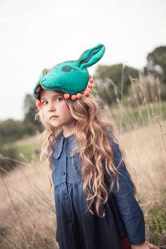 Animalesque Animal Headdresses by Sara Lowes Little Fashion, Kids Fashion, Mardi Gras, Les Enfants Sages, Stylish Kids, Kid Styles, Girls Wear, Cute Kids, Little Girls