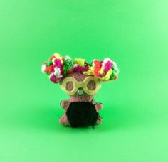 Little Sherbert, plushie keychain, Chubbee doll, Kawaii by LondonsKingdom on Etsy