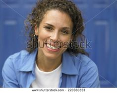 Woman With Afro Close Up Stock Photos, Images, & Pictures   Shutterstock