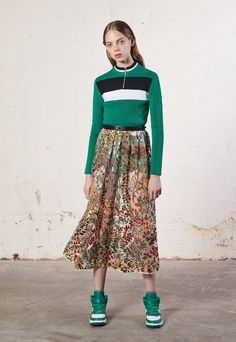 Red Valentino Resort 2018 Fashion Show Collection