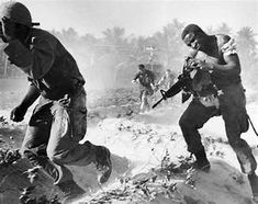 Vietnam War crossfire, 1966 - Photos - 40 years after the Fall of Saigon: Look back at iconic ...