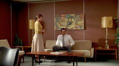 Mad Men, Don Draper's old office