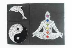 Chakra-Yin Yang- Golfinho