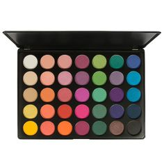 Morphe 35B 35 Color Glam Palette