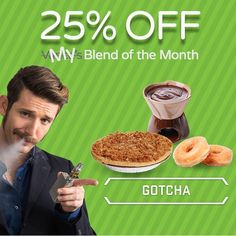 Don't miss out on this Blend of the Month from the Picasso of Vaping, Vance Fianco!