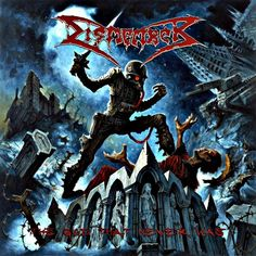 Dismember-The God That Never Was
