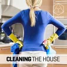 how to get motivated to clean your house