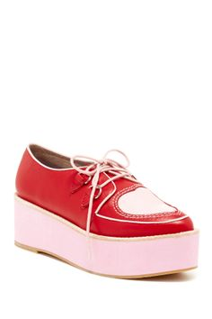 Hearty Platform Shoe