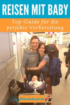 – Teil 1 Top tips for the perfect preparation for a long journey with baby: What to consider when planning? What is in the first-aid kit, how do I book the flights cleverly, how do I book the travel insurance? Co Parenting, Parenting Quotes, House Rules Chart, Baby Am Strand, Parental Leave, Baby Co, Baby Baby, Traveling With Baby, How To Run Longer