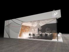 Corporate Identity | Soler  Palau | Exhibition Design by QUAM Brand Environment Design, via Behance
