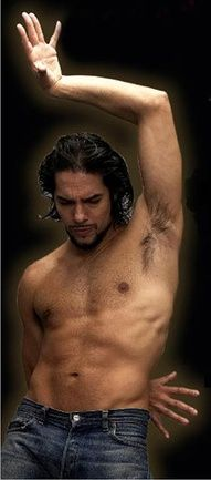 Joaquin Cortez. The best flamenco dancer!