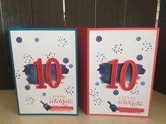 kaartjes fun: 10e verjaardag