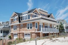 Step out of your front door and feel the sand between your toes. Cedar Shakes, Dream Shower, Bethany Beach, Park Homes, Coastal Homes, Home Remodeling, Luxury Homes, Beach House, Home And Family