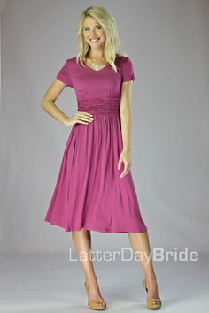 Modest Clothing, MS 1307 | LatterDayBride & Prom $60.00