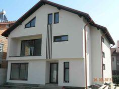 Constructii case lemn - cum am construit casa de lemn de la Drobeta Tr S...