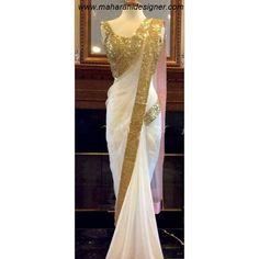 #OnlineBridalSareesIndianBoutique Price : 5300 Maharani Designer Boutique www.maharanidesigner.com Cont.8699101094