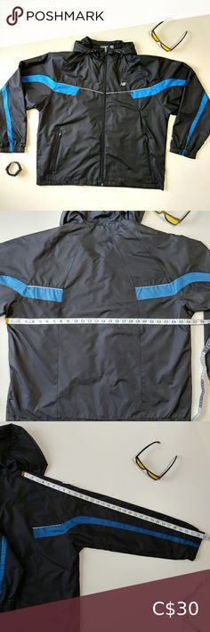 New Balance Hooded Windbreaker Men's XL New Balance Hooded Windbreaker Men's XL Tag Size- Men's XL, more measurements in the photos. The draw string was pulled out around the waist. The little strap used to hang jacket is broke, but can be stitched back on. New Balance Jackets & Coats Windbreakers Camo Jacket, Anorak Jacket, New Balance White, White Camo, Pullover Windbreaker, Mens Winter Coat, Straight Cut Jeans, The Draw, Team Apparel